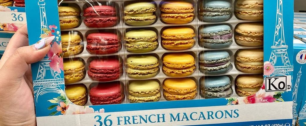 Costco Tipiak Has a 36-Pack of French Rainbow Macarons