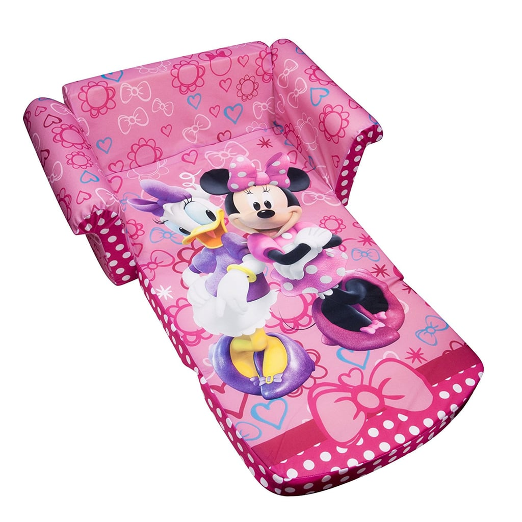 For 2-Year-Olds: Disney Minnie's Bow-tique Couch