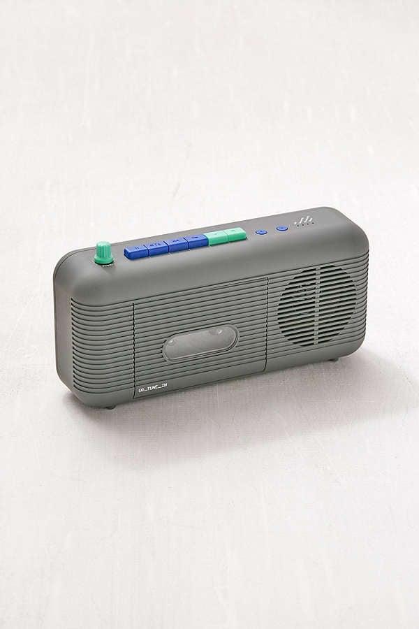 UO Bluetooth Cassette Boombox