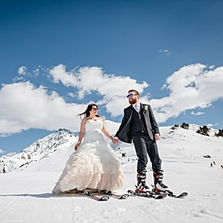 Ski Wedding in Austria