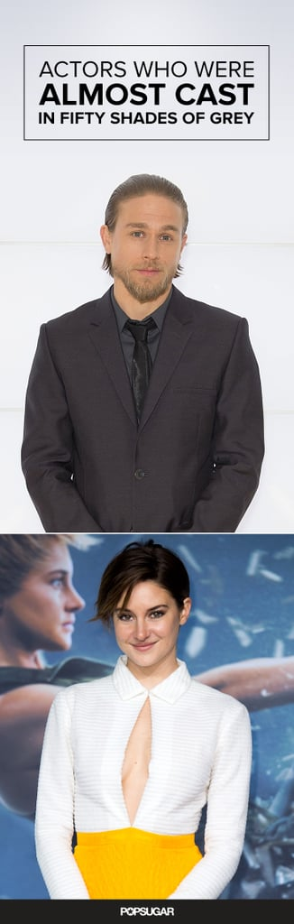 11 Actors Who Were Almost Cast in Fifty Shades of Grey