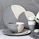 Lekoch 8-Piece Bamboo Tableware Set