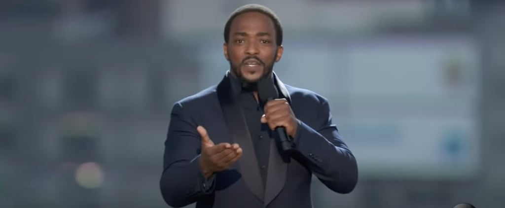 Anthony Mackie Calls Out Unfair Punishment in ESPYs Opener