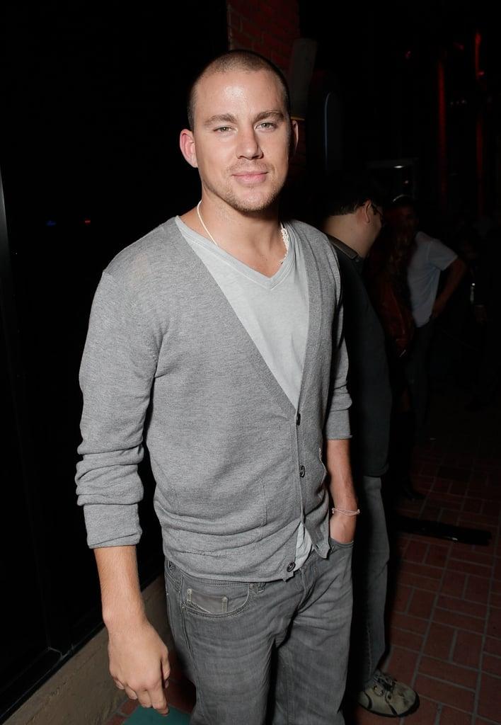 Channing Tatum in 2011