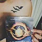 Divergent, Veronica Roth