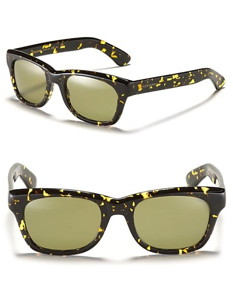 Yves Saint Laurent Square Wayfarer Sunglasses ($275)