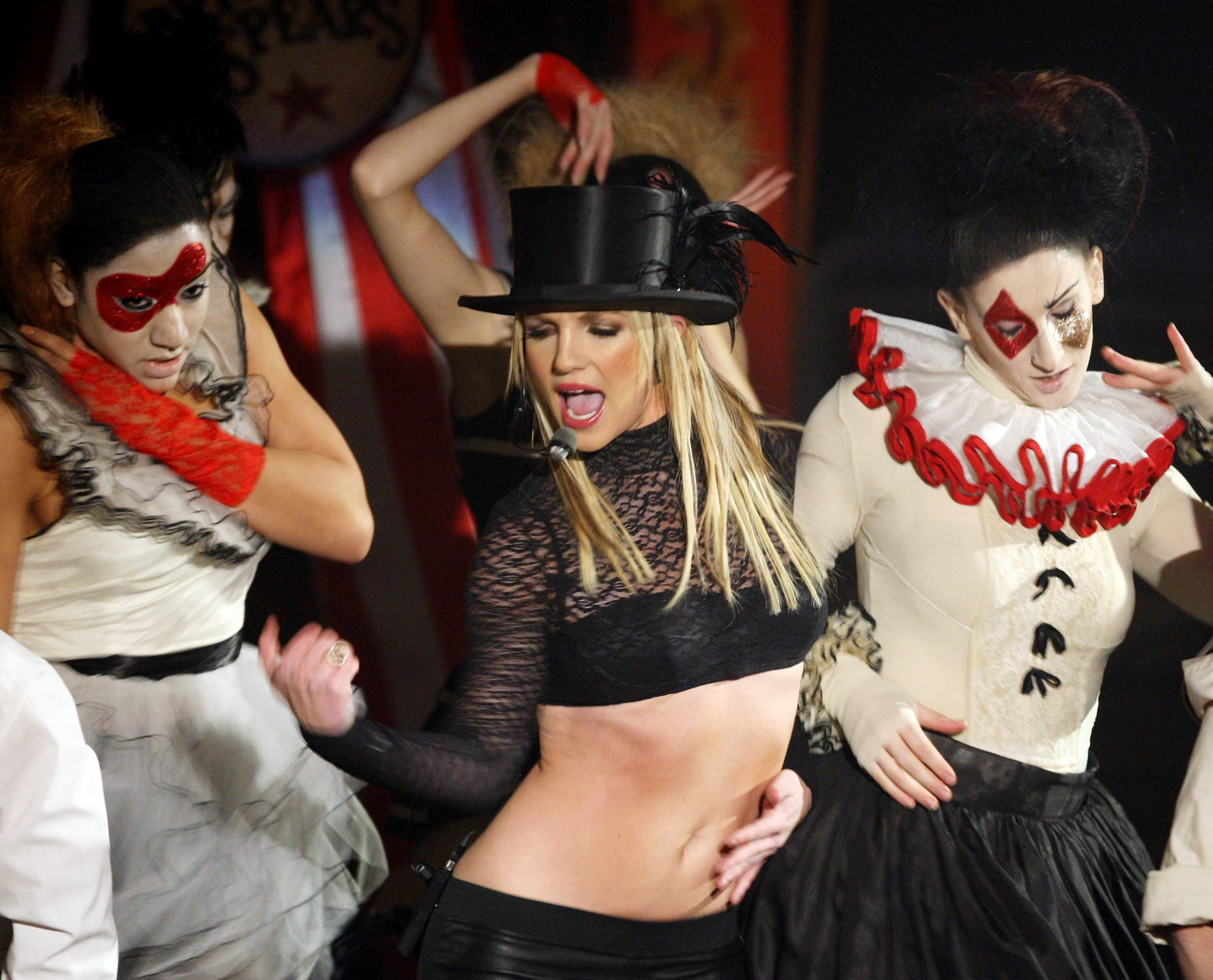 Britney Spears' Circus Tour Photos - Us Weekly