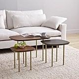 Trio Nesting Table Set