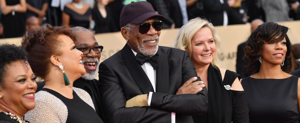 Why Does Morgan Freeman Wear a Glove?
