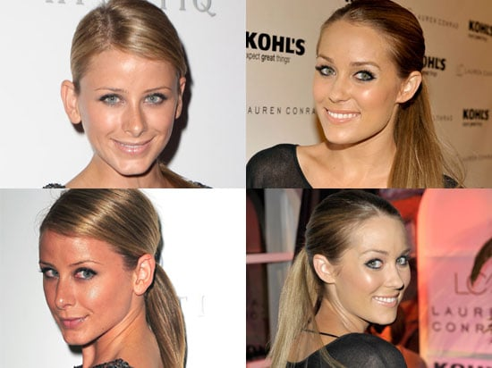 Lauren Conrad Hair, Lauren Bosworth Hair, Ponytail 2009-10-05 04:00:00