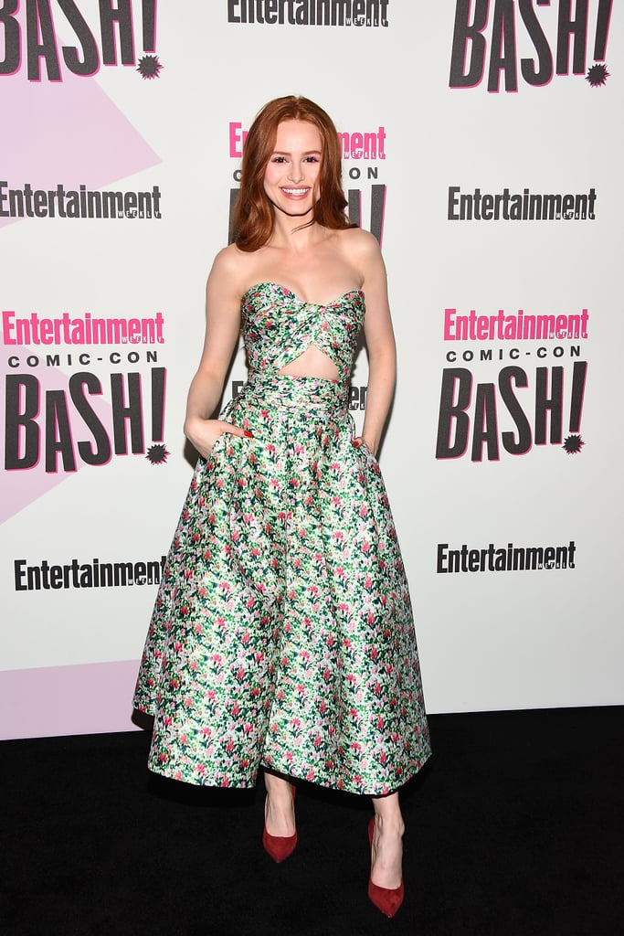 Madelaine Petsch at Comic-Con 2018
