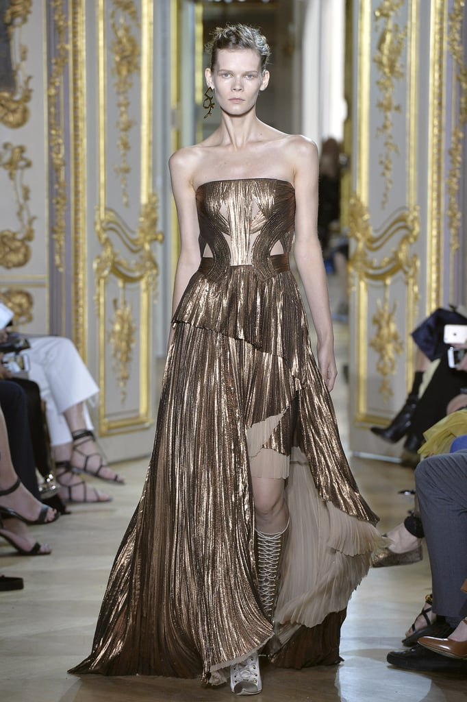 The Dress First Appeared on the Fall '16 Runway at Paris Haute Couture Fashion Week