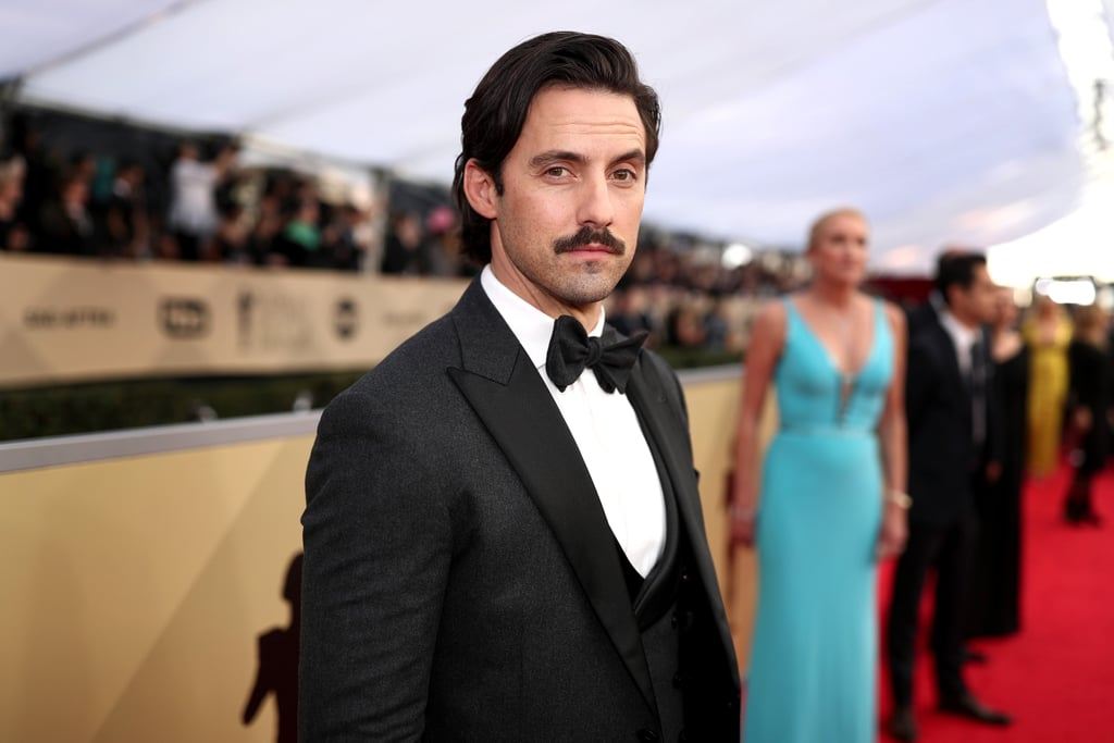 If you're a fan of This Is Us, then odds are you're also probably obsessed with Milo Ventimiglia. Whether you know him as the swoon-worthy Jack Pearson or Jess Mariano from Gilmore Girls, we can pretty much all agree that the 41-year-old actor is one attractive man. To prove it, we've rounded up some of his hottest moments over the years. From his shirtless selfies to his red carpet appearances, here's a simple reminder that Milo is (and always has been) gorgeous.      Related:                                                                                                           Milo Ventimiglia Definitely Has a Thing For Dating His Costars