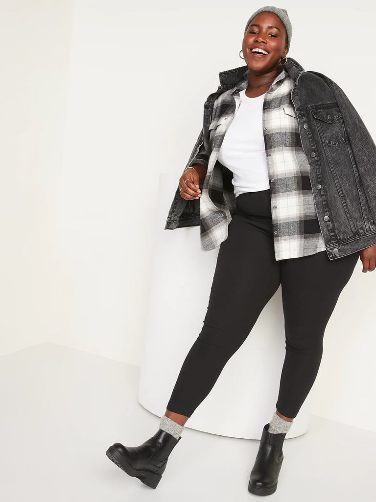 Best Flannel and Plaid Shirts For Women From Old Navy