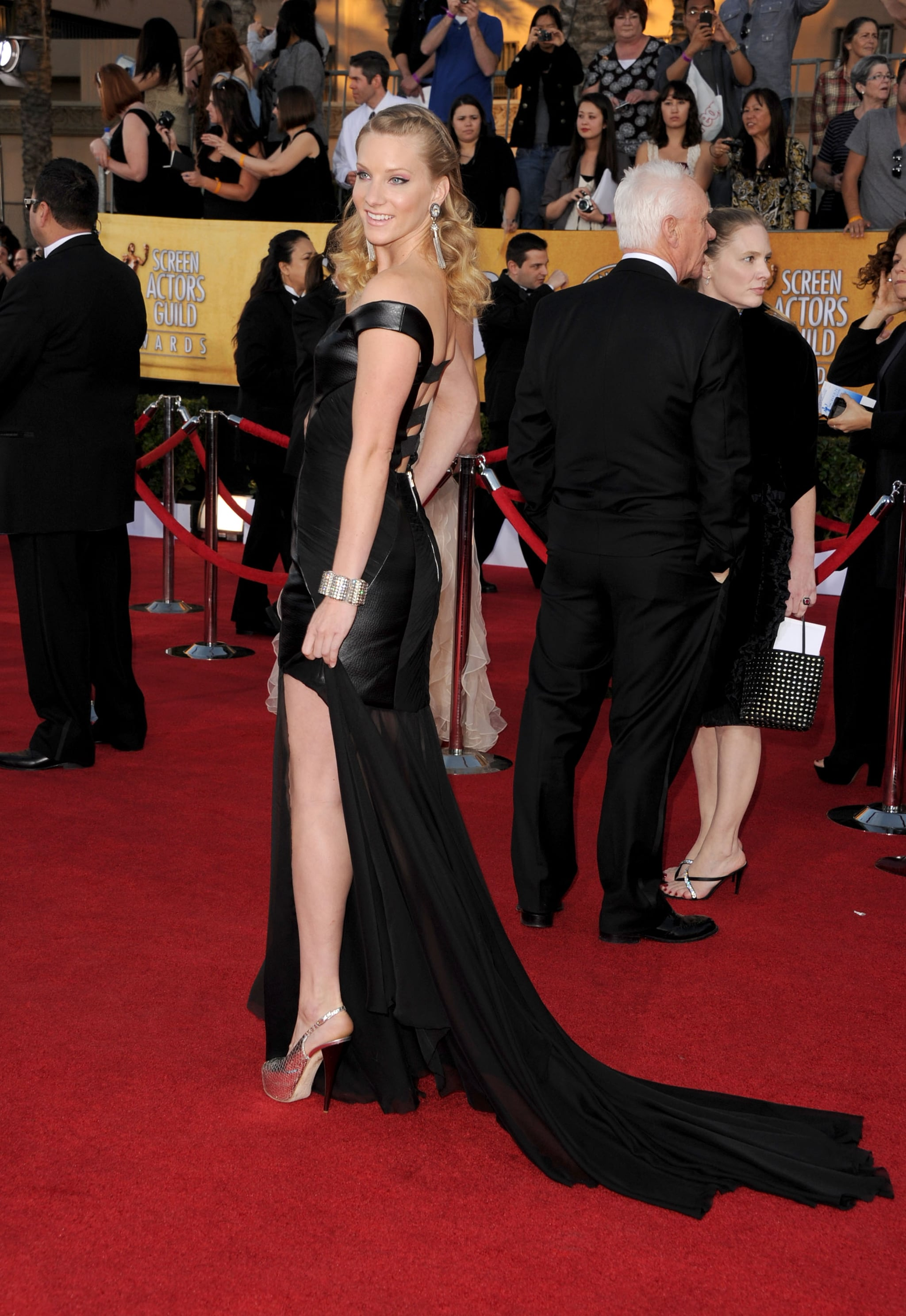 Heather Morris at the SAG Awards