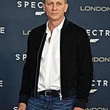 March 2 — Daniel Craig