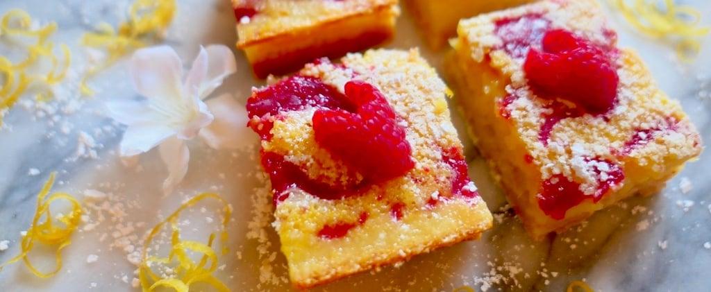 Lemon Raspberry CBD Bars