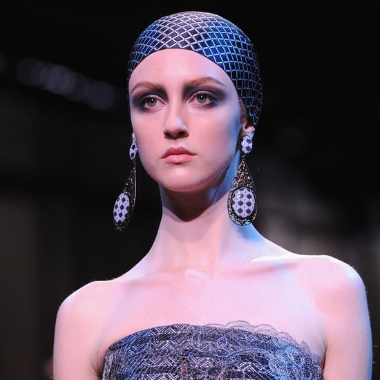 Armani Privé Couture Show at Paris Fashion Week