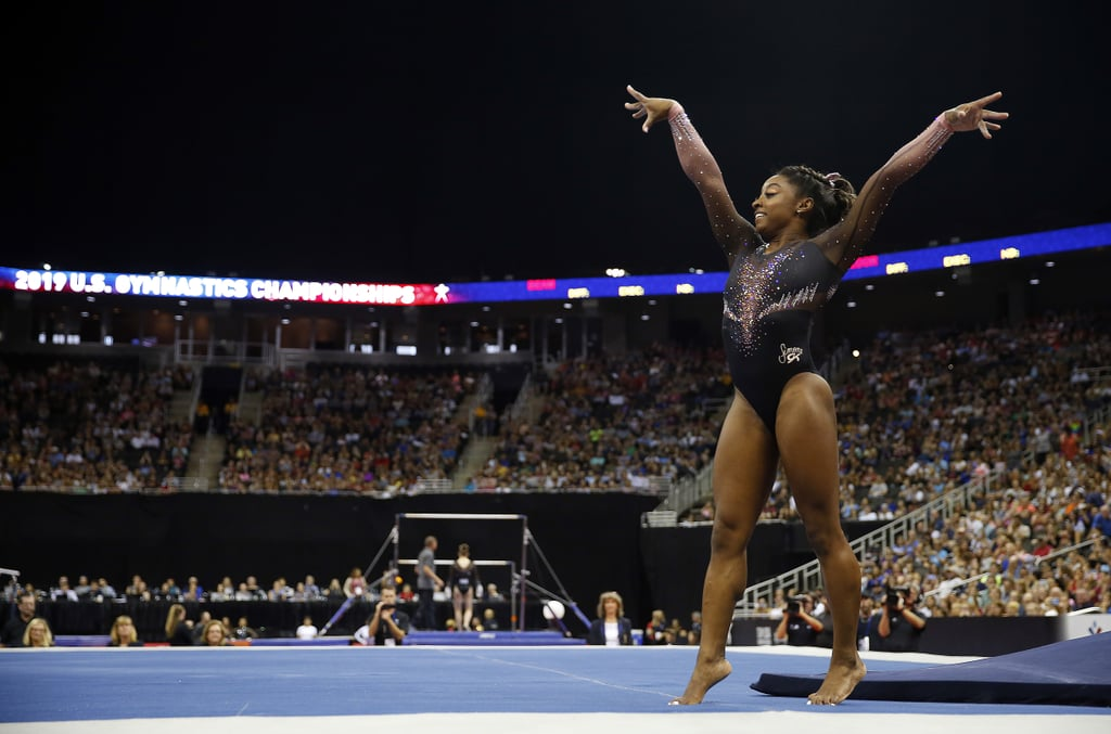 Gymnastics Moves Named After Simone Biles