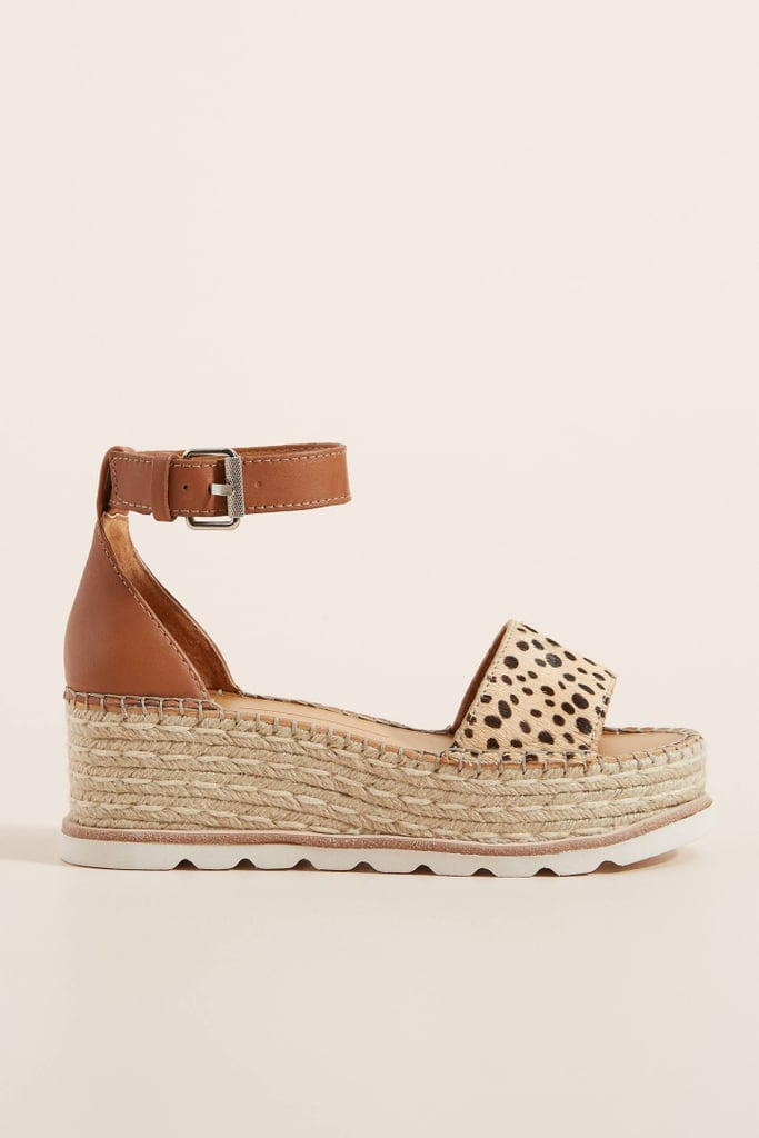 Dolce Vita Larita Platform Espadrille Sandals