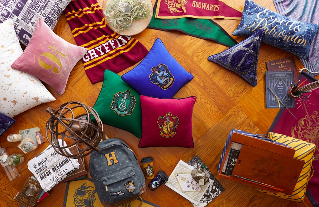 Pottery Barn Teen Harry Potter Collection Fall POPSUGAR Moms - Pottery barn teenagers