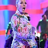 Halsey at the 2019 American Music Awards