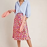 Ravenna Bias Midi Skirt
