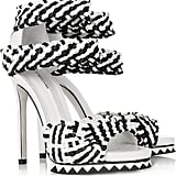 These graphic woven Camilla Skovgaard sandals are just the right amount of modern-meets-sexy.  Camilla Skovgaard Woven Leather Sandals ($575)
