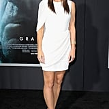 Sandra Bullock at the New York Premiere of Gravity