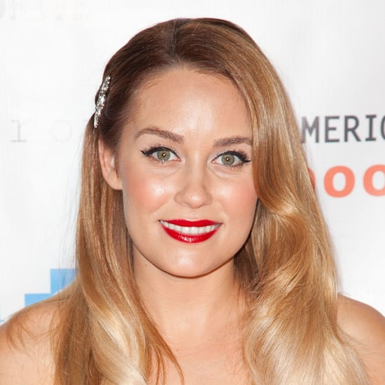 Lauren Conrad's Oxblood Lipstick Color