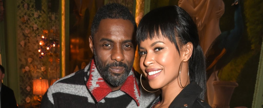 Although It Breaks Our Hearts, We Have to Admit That Idris Elba and His Fiancée Are Really Cute
