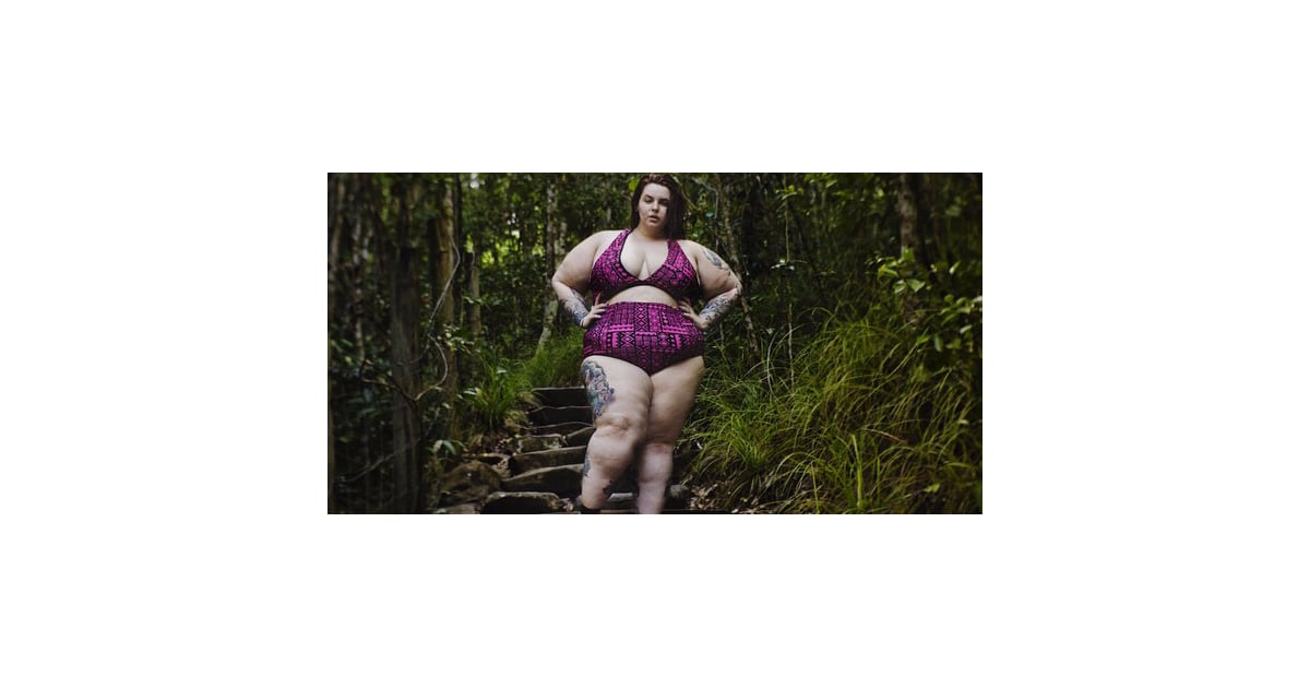 Why You Need to Know Plus-Size Model Tess Holliday ...