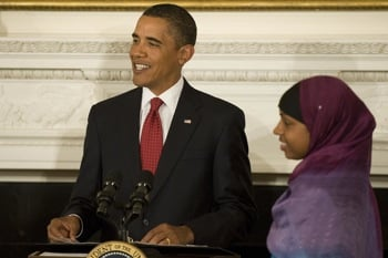 Front Page: The White House Celebrates Ramadan