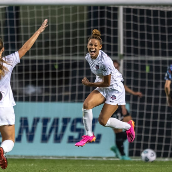Trinity Rodman on Her First Year in the NWSL