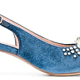 Essentiel Antwerp Pastis Embellished Pumps