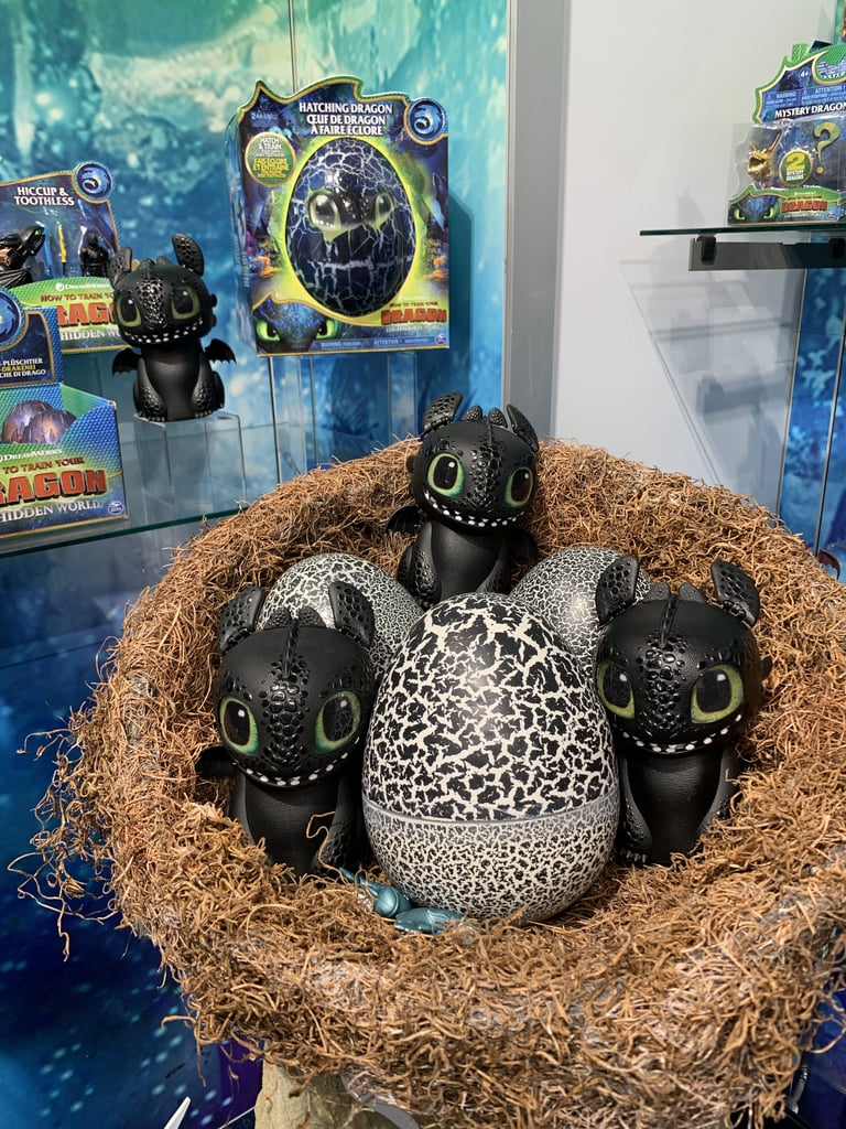 OMG, This Hatching Toothless Is Just Like a Hatchimal, but How to Train Your Dragon-Style
