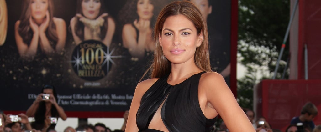 Let's Look Back at a Time When Eva Mendes DID Love the Red Carpet