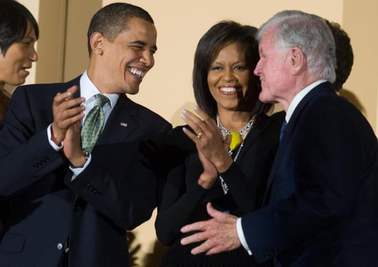 Obama Sings Happy Birthday to Ted Kennedy!
