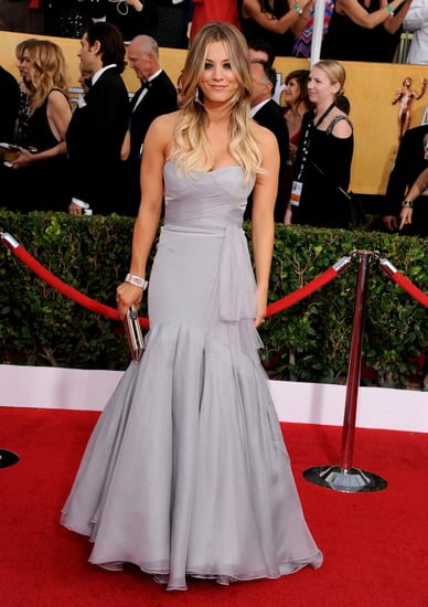 Kaley Cuoco at the SAG Awards 2014