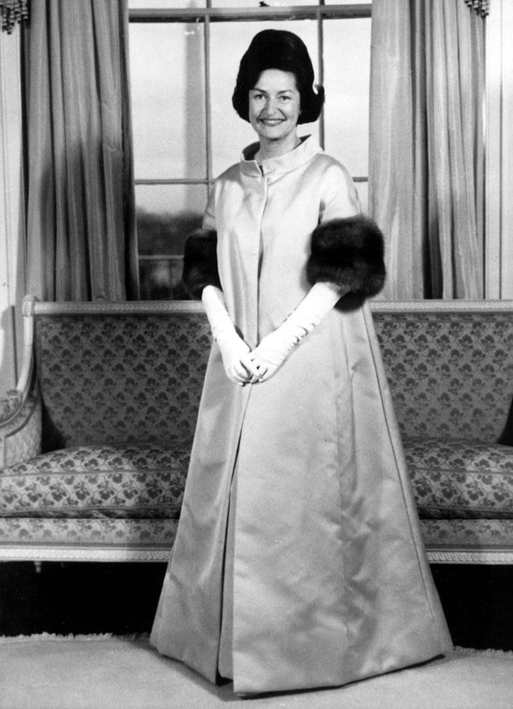 First Ladies Inaugural Dresses Popsugar Fashion