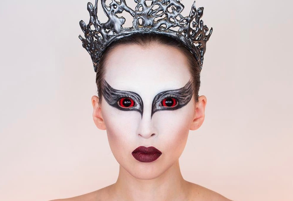 last minute easy halloween makeup tutorials