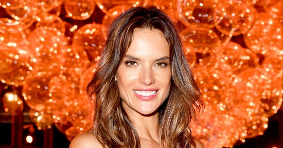 Alessandra Ambrosio Literally Shakes Her Booty as She's Working Her 'A-- Off'