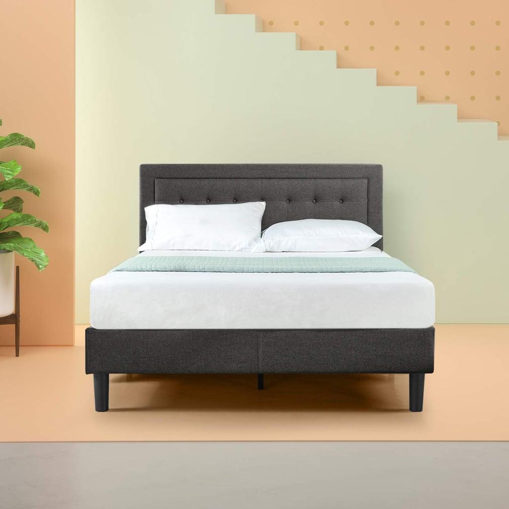 Zinus Dachelle Upholstered Platform Bed