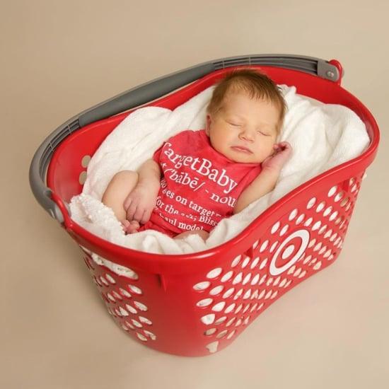 Target Birth Announcement