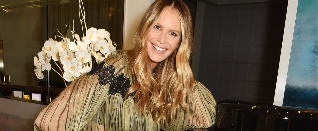 Elle Macpherson's Diet and Day on a Plate