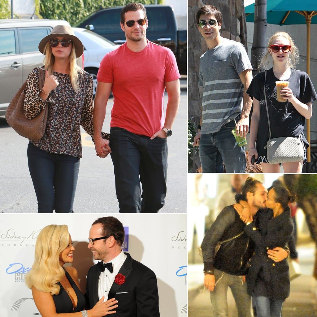 Celebrity Couples Who Pack on the PDA at Sporting Events ...
