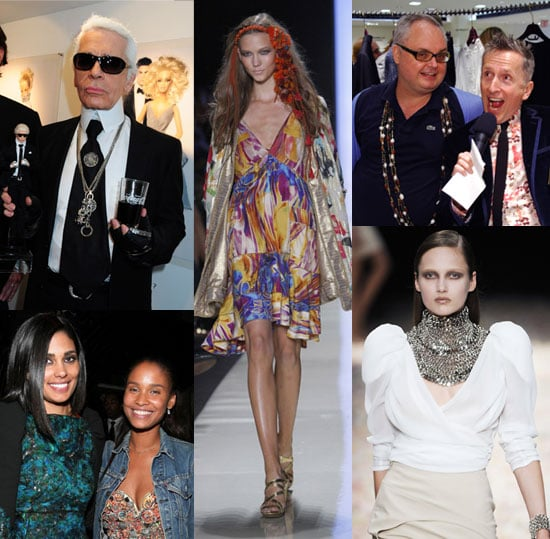 Fashion Designers and Retailers Are Optimistic in Hard Economic Times