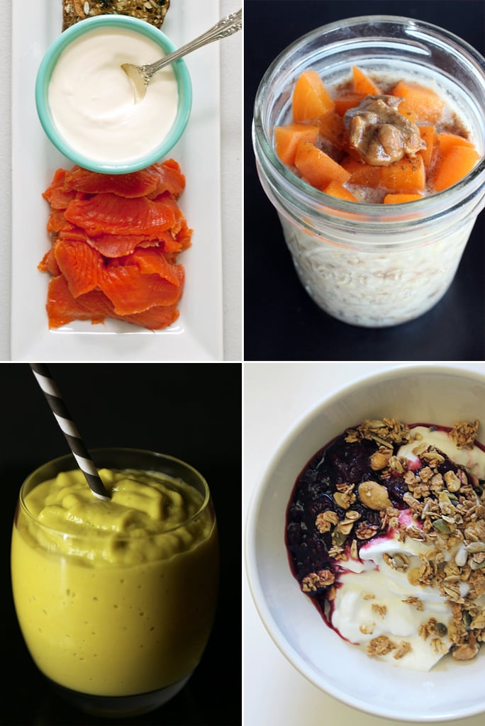 No Cook? No Problem! Breakfasts That Don't Require Heat
