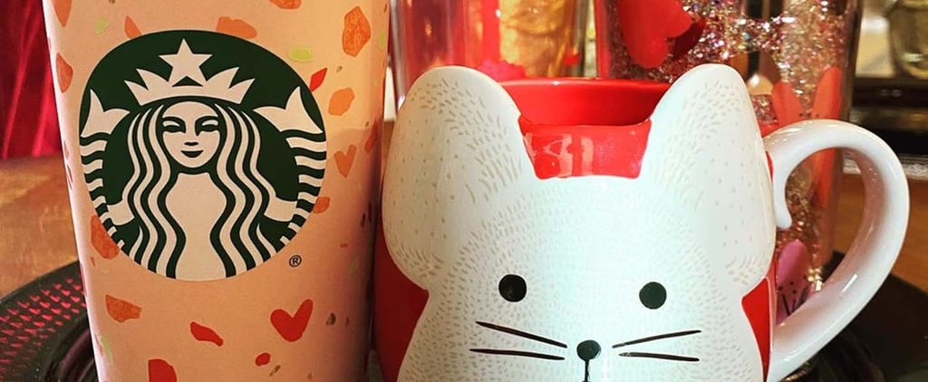 Starbucks Dropped New Valentine's Day Mugs and Cups For 2020