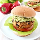 Veggie Burger with Black Beans & Sweet Potatoes